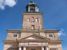 Gothenburg Cathedral 1804-1827