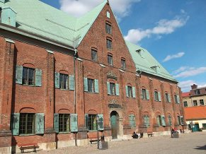 Kronhuset – Crown House Arsenal 1643-1655