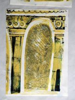 Arches Monoprint